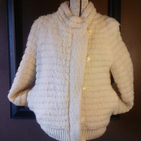 Vintage Jackets & Blazers - Vintage wool teddy bear jacket